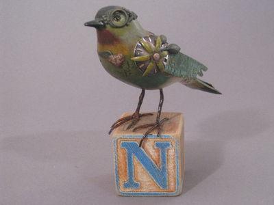 Block Bird