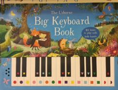Learn to play music with the Big Keyboard Book.