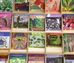 Hard-to-find seeds from the Hudson Valley Seed Library