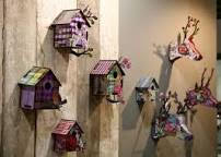 Build your own trophy or birdhouse!