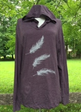 Super soft and light as a feather! Artist designed, New England made