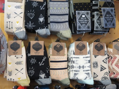 Who doesn't love fun socks? Grab a pair for yourself or for a friend.