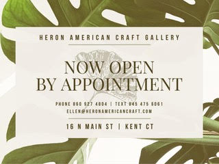 Heron Open by appointment